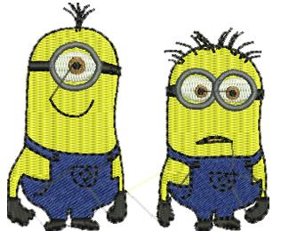 Despicable Me 2 Minions