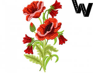 poppies_free_embroidery_design