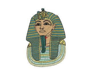 Pharaoh Design Machine Embroidery