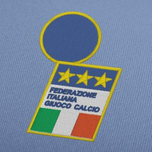 Italian Football Federation FIGC Calcio Machine Embroidery Design