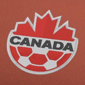 Canada National Soccer Team Machine Embroidery Design