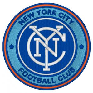 NYC-FC emb design