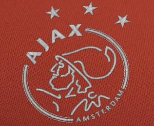 Embroidery Design AFC Ajax Amsterdam logo