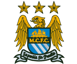 Manchester City Old Logo Machine Embroidery Design