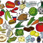 +50 Food, Vegetables Embroidery Designs Collection .sew .pes .jef … INSTANT DOWNLOAD